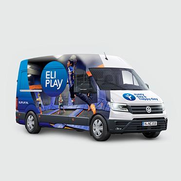 EliPlay Van