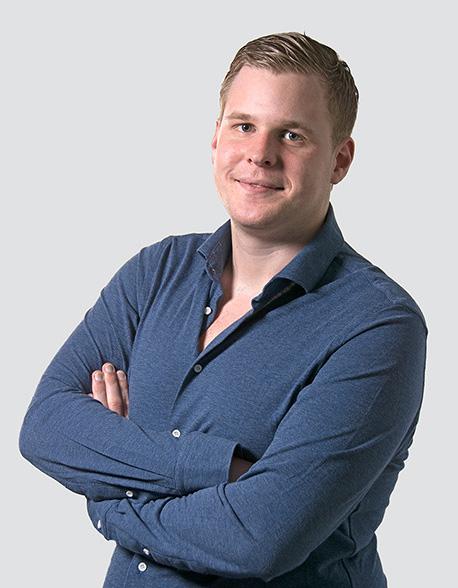 Profielfoto Bram Imhof