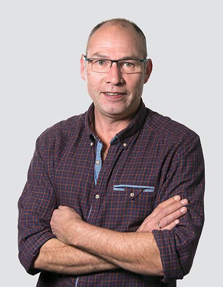 Profielfoto Klaas Jan Woudsma