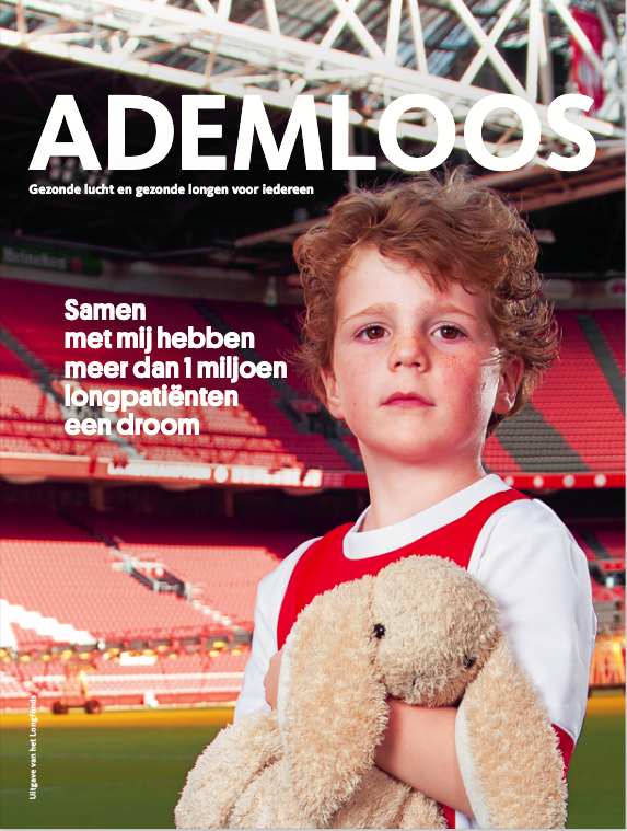 Cover van Ademloos